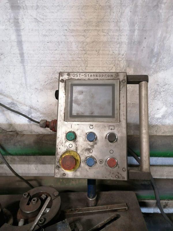 Станок для завитков с ЧПУ SMT-02 б\у